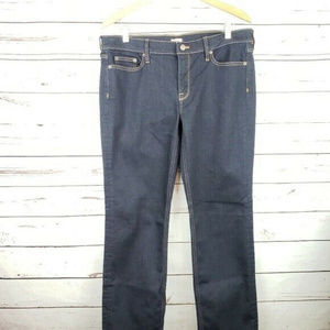 J.Crew Men's Jeans W32 x L29 New Dark Blue Wash